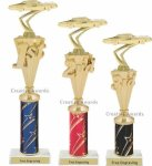 First - Third Place Car Show Trophies 3 Racing Trophy Awards