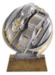 Pinewood Derby 3D Motion Trophy Racing Trophy Awards