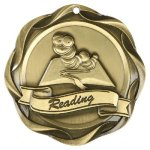 Fusion Reading Medal Reading Medals
