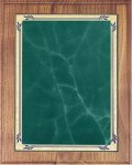 Walnut Plaque - Green Heritage Recognition Plaques