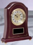Rosewood Clock Secretary Gift Awards