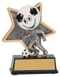 Soccer Little Pals Resin Trophy Soccer Trophies