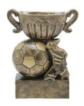 Sport Cup Soccer Antique Gold Soccer Trophies
