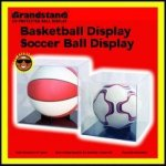UV Protected Soccer Ball Display Soccer Trophies