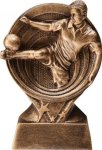 Saturn Male Soccer Trophy Soccer Trophies