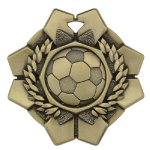 Imperial Soccer Medal Soccer Trophies