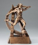 Ultra Action Soccer Trophy (Female) Soccer Trophy Awards