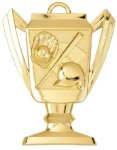 Trophy Cup Baseball Medal Softball Medals