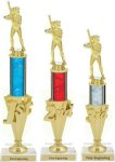 First-Third Place Softball Trophy Softball Trophies