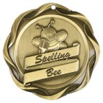 Fusion Spelling Bee Medal Spelling Bee Medals