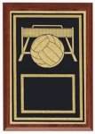 Volleyball Plaque Sports Plaques