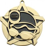 Super Star Swimming Medal Swimming Medals