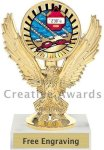 Eagle Swimming Trophy Swimming Trophies