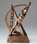 Ultra Action Swimming Trophy (Male) Swimming Trophies