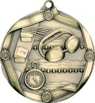 Ribbon Swimming Medal Swimming Trophies