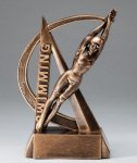 Ultra Action Swimming Trophy (Female) Swimming Trophy Awards