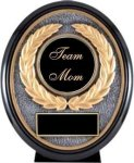 Ebony Team Mom Trophy Team Mom Trophies