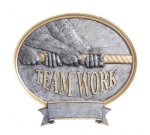 Legend Teamwork Oval Award Teamwork Trophies