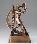 Ultra Action Tennis Trophy (Female) Tennis Trophies
