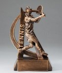 Ultra Action Tennis Trophy (Male) Tennis Trophies