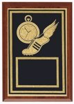 Track Plaque Track Trophies