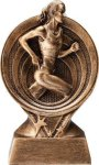 Saturn Female Track Trophy Track Trophies
