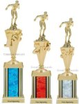 First - Third Place Swimming Trophies 4 Trapshooting Trophy Awards