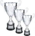 Silver Loving Cup Trophy Trophy Cups