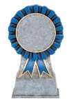 Color Ribbon Resin Mylar Holder Victory Trophies