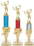 First-Third Place Volleyball Trophy Volleyball Trophies