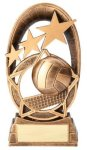 Radiant Volleyball Trophy Volleyball Trophies