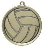 Mega Volleyball Medal Volleyball Trophies