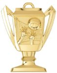 Trophy Cup Volleyball Medal Volleyball Trophies