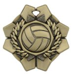 Imperial Volleyball Medal Volleyball Trophies