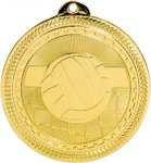 BriteLazer Volleyball  Medal Volleyball Trophies