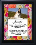 Full Color Plaque Wedding | Anniversary Gifts