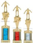 First-Third Place Wrestling Trophies Wrestling Trophies