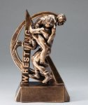 Ultra Action Wrestling Trophy Wrestling Trophies