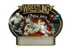 Next Gen. Wrestling Trophy Wrestling Trophies