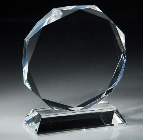 Clear Optical Crystal Awards
